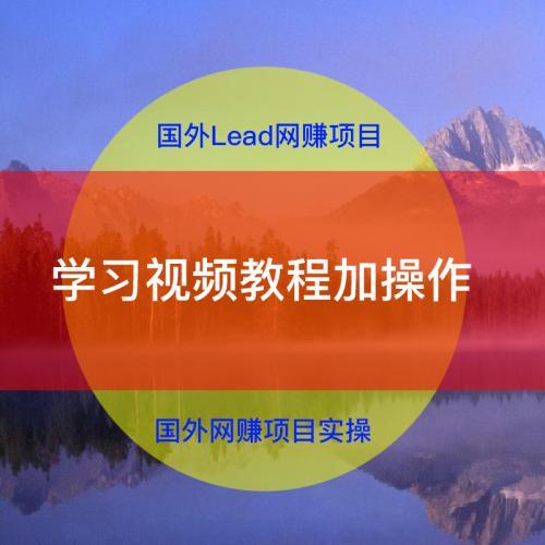 国外lead培训班高清视频教程